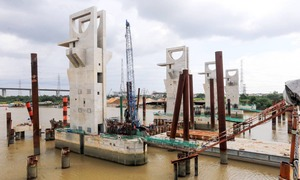 Investor of Saigon anti-flooding project claims huge losses after suspension