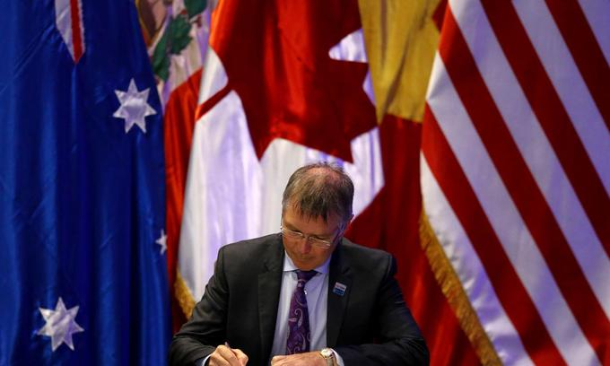 Pacific trade pact to start at end-2018 after six members ratify