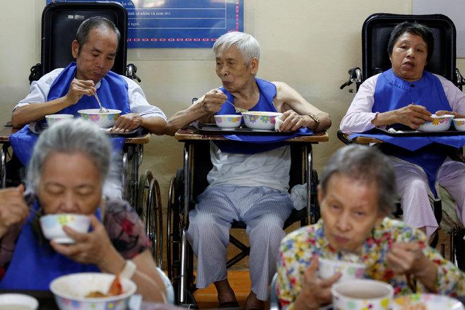 Most elderly diabetics show depressive symptoms in Vietnam: study