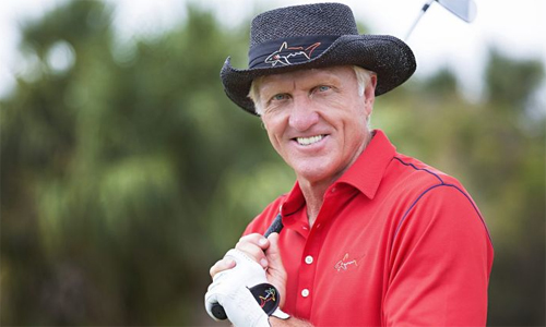 Greg Norman is Vietnams new Tourism Ambassador. Photo by Domain