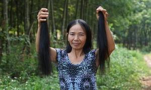 Controversial truth underlying multimillion-dollar hair extension industry