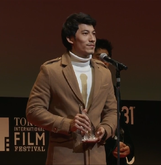 Lien Binh Phat  received Gemstone Award at the TiFF. Photo courtesy of TiFF