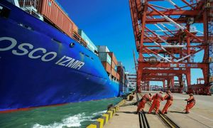 Record imports balloon US trade deficit in September