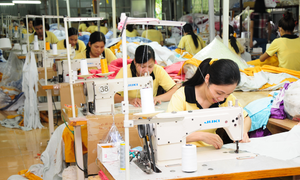 Vietnam garment exports surge on US-China trade war