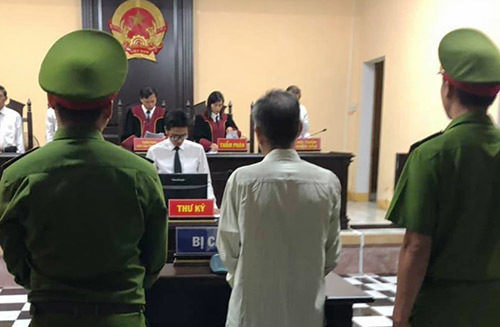 Vietnam jails rapist primary school teacher for 24 years
