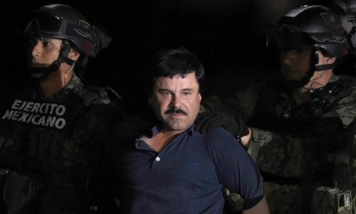 Capo no more, Mexican drug lord 'El Chapo' faces the music