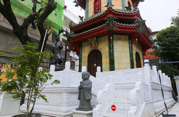A Saigon pagoda thats a ceramic wonderlandThe Giac Vien Pagoda in Saigon, dating back 60 years, hosts a remarkable ceramic tribute to the Buddha.A Saigon pagoda thats a ceramic wonderland - 3