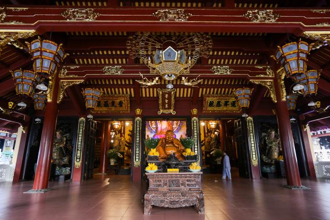 A Saigon pagoda thats a ceramic wonderlandThe Giac Vien Pagoda in Saigon, dating back 60 years, hosts a remarkable ceramic tribute to the Buddha.A Saigon pagoda thats a ceramic wonderland - 5