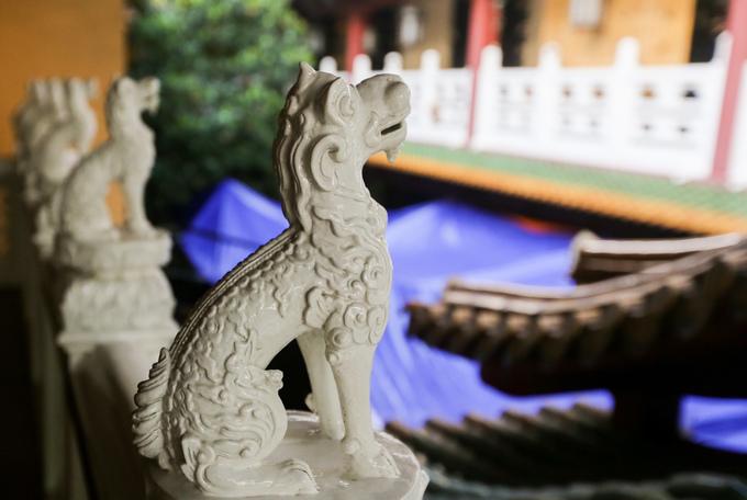 A Saigon pagoda thats a ceramic wonderlandThe Giac Vien Pagoda in Saigon, dating back 60 years, hosts a remarkable ceramic tribute to the Buddha.A Saigon pagoda thats a ceramic wonderland - 7