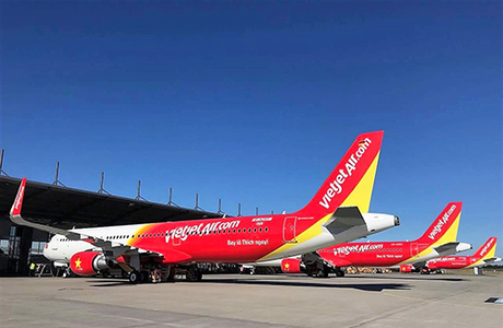 Vietjet Air targets young aircraft fleet to keep costs low
