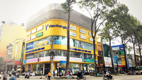 Vingroup acquires mobile phone retailer Vien Thong A