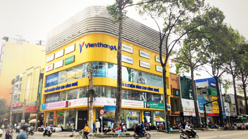 Vingroup acquires mobile phone retailer Vien Thong A