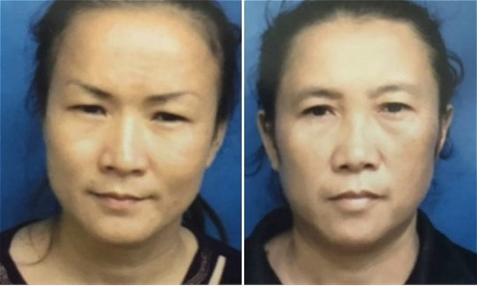 Two sisters detained in central Vietnam for trafficking woman to China