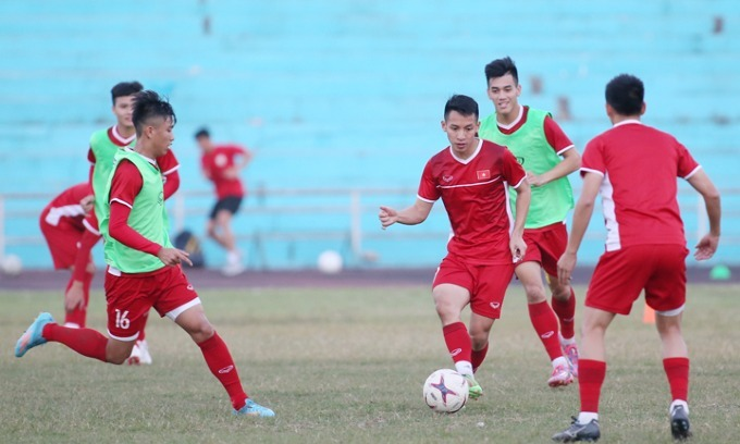 AFF Cup: Vietnam-Laos match tickets in high demand