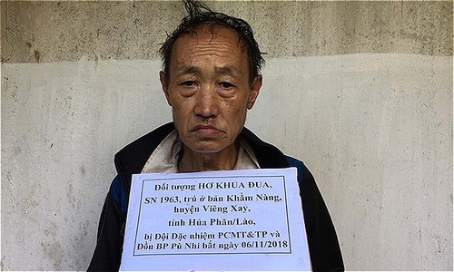 Cops in Vietnam chase, arrest Lao man with 3 kg of opium