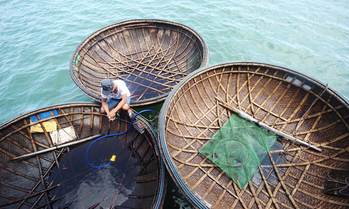 The coracle 'miracle': How quid fishing boats are made