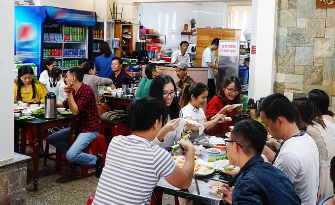Taking exclusivity to new level: Da Lat restaurant serves single dish