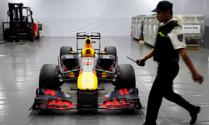 F1 race would rev up Vietnam's development: PM