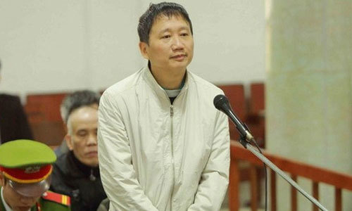 Vietnam denies returning jailed oil executive to Germany