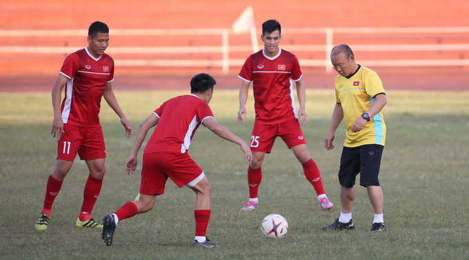 Vietnam firm favorites in AFF Cup opener against Laos