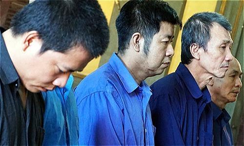 Australian to spend life in Vietnamese prison for drug dealing