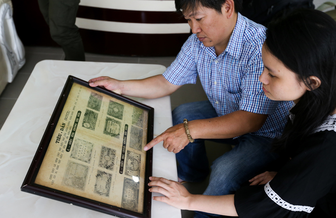 Saigon man keeps tabs on old receipts and other papers - 10