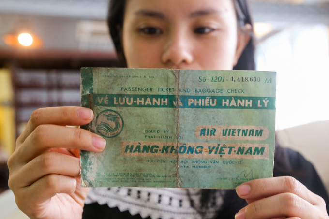 Saigon man keeps tabs on old receipts and other papers - 4