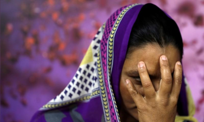 No pickles please: India's trafficking survivors dream of drums and saws