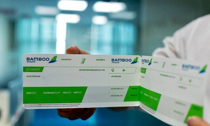 Bamboo Airways plans a year-end take off