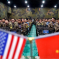 As China-U.S. friction rises, their armies hold joint disaster drills