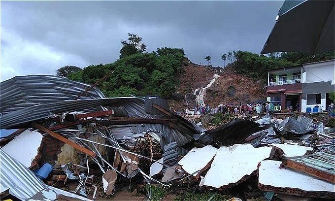 12 die as heavy rains lash Nha Trang