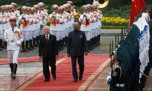Vietnam values progress on $100 mln credit line from India