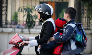 Traffic accidents a top child killer in Vietnam