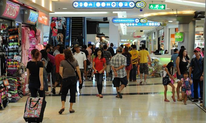 Thailand arrests Vietnamese man, three women for shoplifting