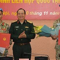 Two Vietnamese military officers leave for UN peacekeeping mission in South Sudan