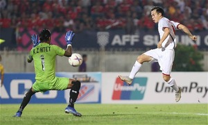 Vietnam denied legitimate goal against Myanmar: international experts