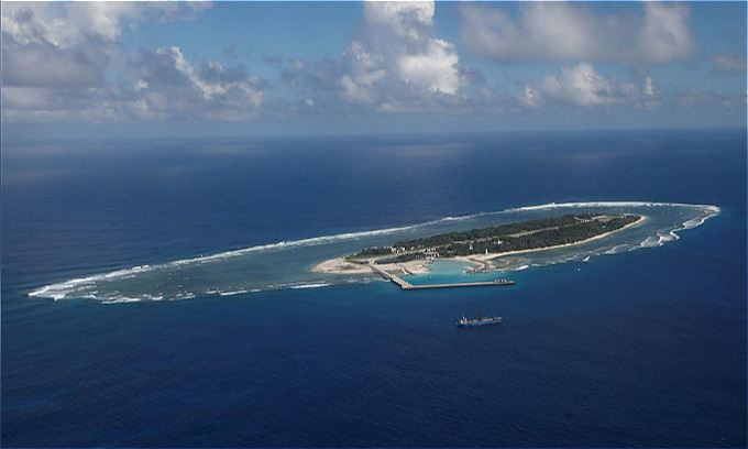 Vietnam denounces Taiwan's live-fire drills on Spratly Archipelago