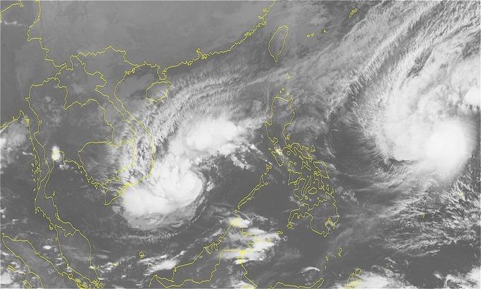 Storm Usagi moves south, Saigon under threat