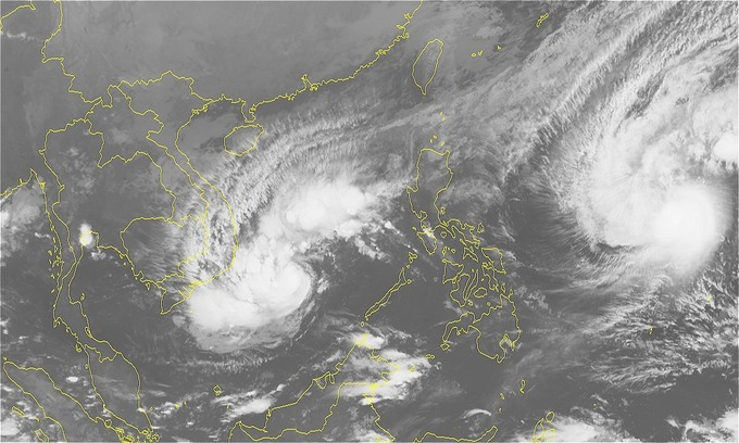 Storm Usagi moves south, Saigon under threat