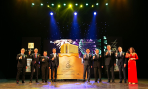 63 Ly Thai To Building celebrates 20th anniversary