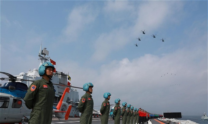 China's construction activities on Paracel Islands reef condemned
