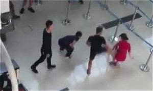 Drunk men assault flight attendant at Vietnam airport over selfie refusal