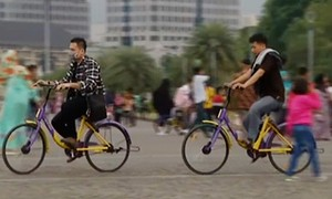 Bike-sharing: a solution for Jakarta's air pollution problem?
