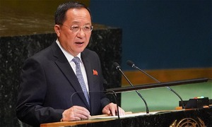 North Korean foreign minister to visit Vietnam this week