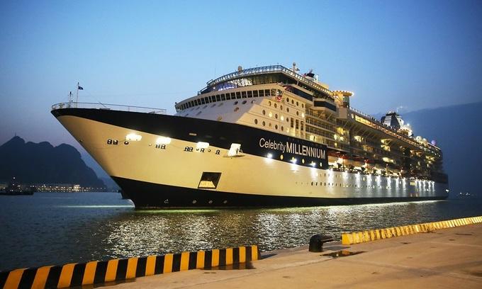 Vietnam's first exclusive passenger port opens