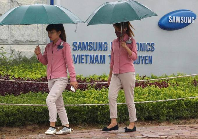 Vietnamese firms struggle to join FDI supply chain