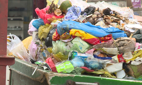 Why Saigon's waste segregation plan fails