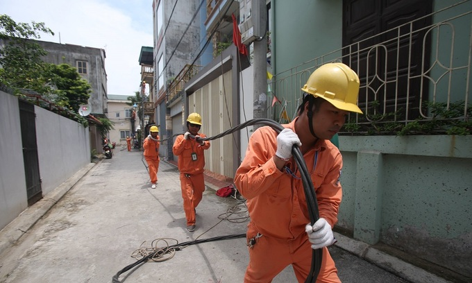 Vietnam to experience power cuts early 2019