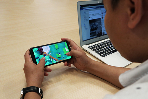 Vietnam can lead Southeast Asia in mobile games: Google