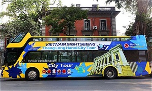 Hanoi to launch second double-decker bus route